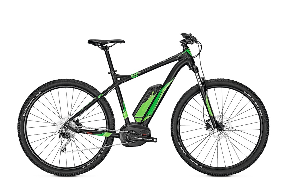 E-Mountain Bike - Summit E-1.0