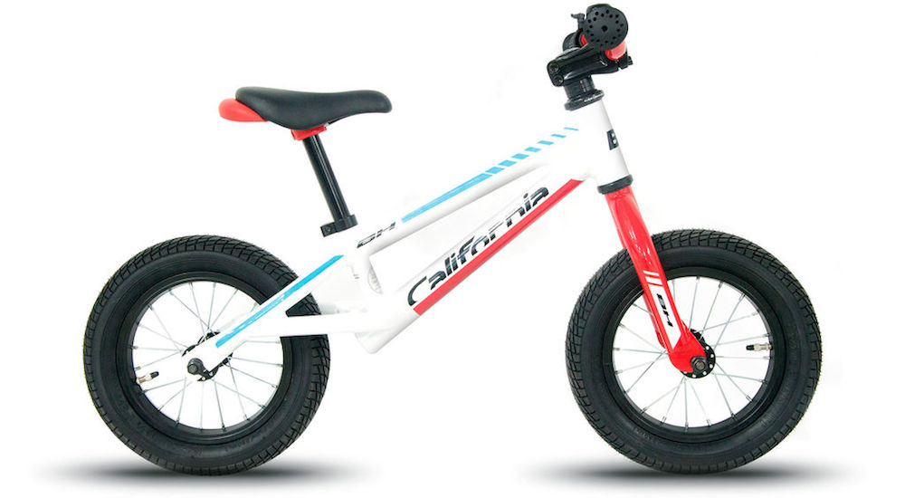 BH Kids Balance Bike - California Push Bike
