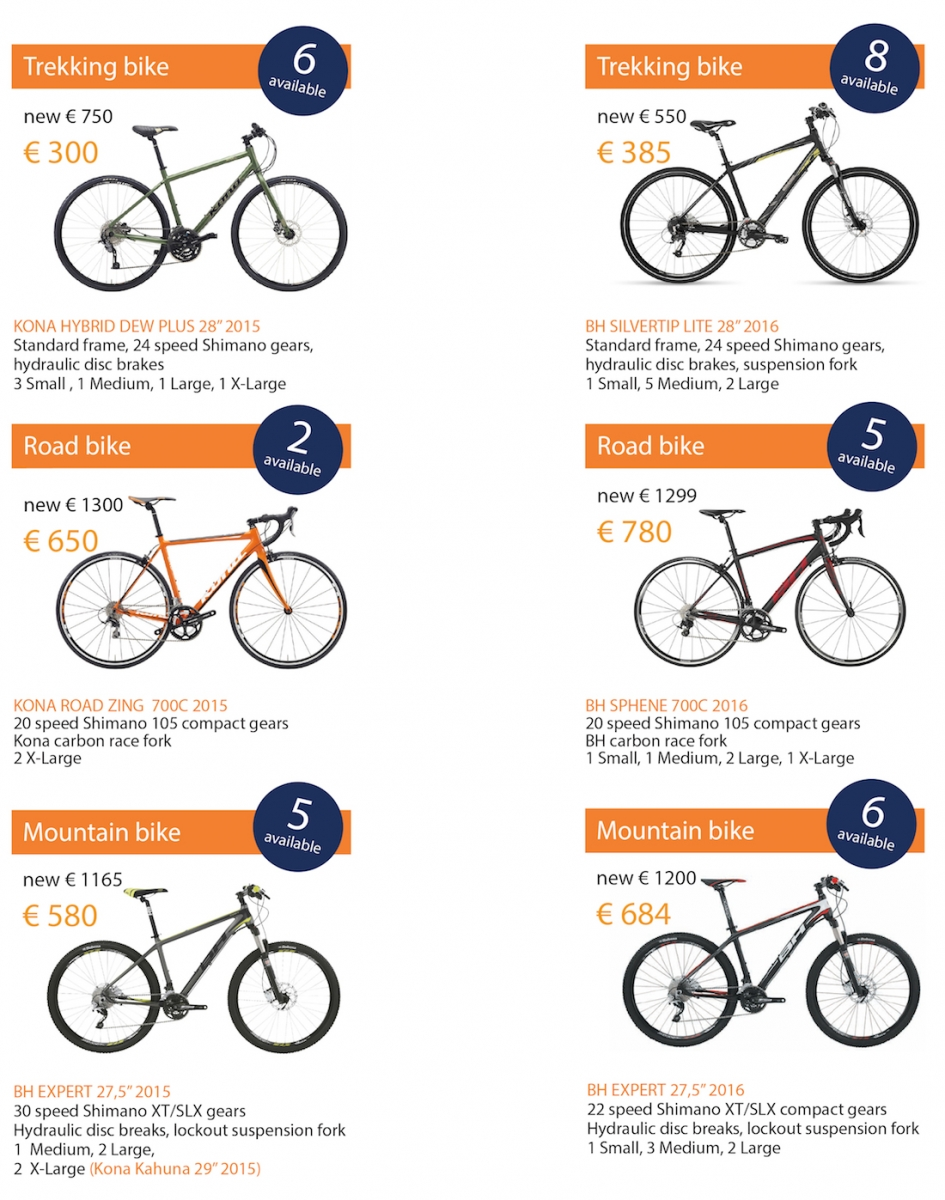 It S Bike Sale Time Algarve Cycling Holidays